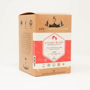 Lychee Black: 15 Tea Sachets