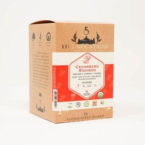 Cedarburg Rooibos Tisane: 15 Tea Sachets