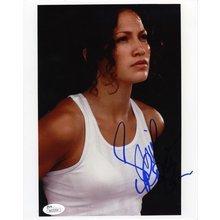 Jennifer Lopez Signed 8x10 Photo Certified Authentic JSA COA