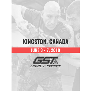 Re-Certification: Kingston, Ontario CANADA (June 3-7, 2019) TENTATIVE