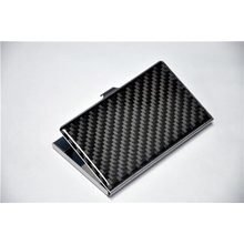 Carbon Fiber Business Card Case
