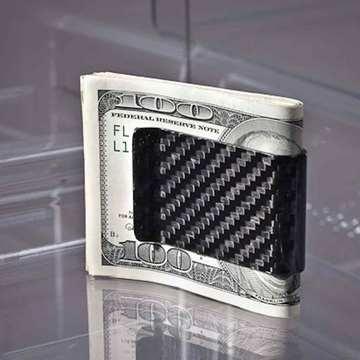 f3a02115062 Koolstof™ Carbon Fiber Money Clip by Carbon Fiber Designs
