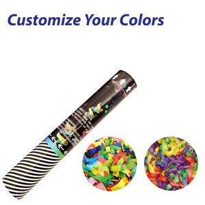 Small Confetti Cannon with Tissue Confetti or Streamers