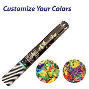 Medium Confetti Cannon with Tissue Confetti or Streamers