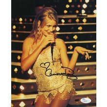 Cameron Diaz The Mask Signed 8x10 Photo Certified Authentic JSA COA