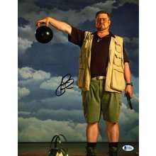 John Goodman Big Lebowski Signed 11x14 Photo Certified Authentic BAS COA