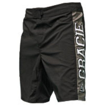 Embroidered Fight Shorts (Men)