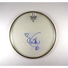 Keith Urban Signed Drumhead Certified Authentic Beckett BAS COA