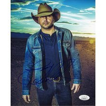 Jason Aldean Signed 8x10 Photo Certified Authentic JSA COA AFTAL