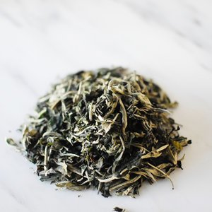 Heirloom White (Bai Mu Dan): Sample