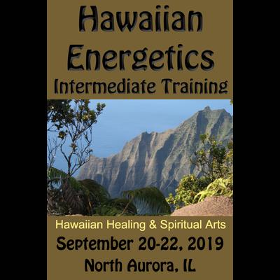 Hawaiian Energetics - Intermediate Training - Sept 20-22, 2019