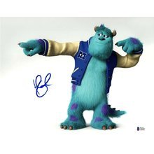 John Goodman Monsters Inc Signed 11x14 Photo Certified Authentic BAS COA AFTAL