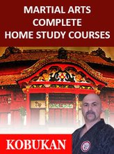 1. MARTIAL ARTS COMPLETE HOME STUDY COURSES