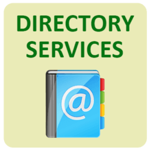 p. Directory Services
