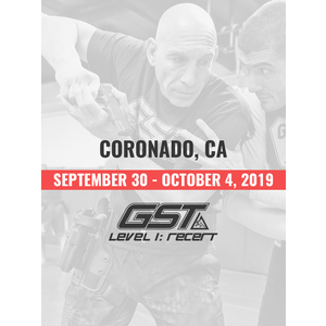 Re-Certification: Coronado, CA (September 30 - October 4, 2019)