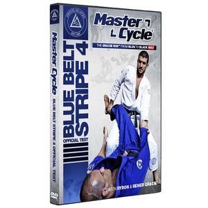 Master Cycle: Blue Belt Stripe 4 - Official Test