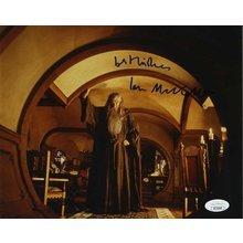 Ian McKellen The Hobbit Signed 8x10 Photo Certified Authentic JSA COA