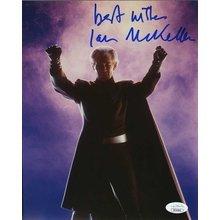 Ian McKellen X-Men Signed 8x10 Photo Certified Authentic JSA COA