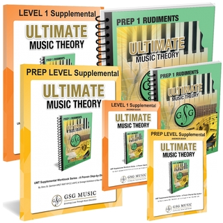 Prep 1 Supplemental Pack + Answer Books