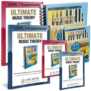 Intermediate Supplemental Pack + Answer Books