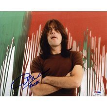 Cliff Williams 'AC/DC' acdc Signed 8x10 Photo Certified Authentic PSA/DNA COA