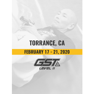 Level 2 Re-Certification: Torrance, CA (February 17-21, 2020)