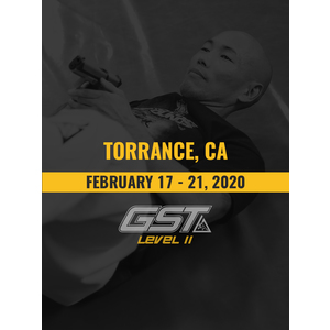 Level 2 Full Certification: Torrance, CA (February 17-21, 2020)