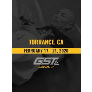 Level 2 Full Certification: Torrance, CA (February 17-21, 2020)
