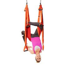 $1 Trial! Yoga Trapeze® Orange (30 days) with Free DVD Tutorials