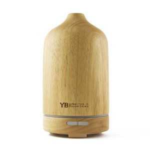Wholesale Natural Wood, Essential Oil Diffuser & Humidifier for Aromatherapy, 3-6 Hrs Mist, Auto-Off + Light - 5 units