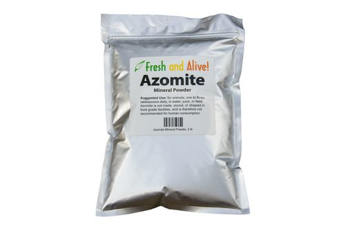 Fresh And Alive | Fresh And Alive Azomite Mineral Powder, 2 lb