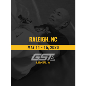 Level 2 Full Certification: Raleigh, NC (May 11-15, 2020)
