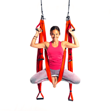 Free Shipping! Yoga Trapeze® - Orange with Free DVD Tutorials