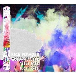 White Powder Cannon