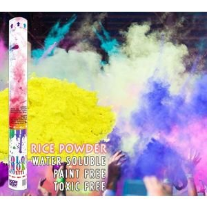 Yellow Powder Cannon