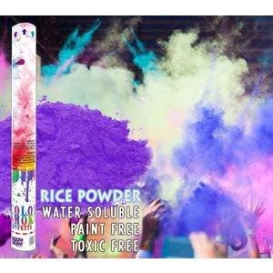 Purple Powder Cannon