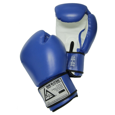 Official Gracie Jiu-Jitsu 18oz. Fight Simulation Gloves