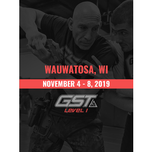 Level 1 Full Certification: Wauwatosa, WI (November 4-8, 2019) TENTATIVE