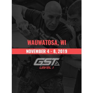 Level 1 Full Certification: Wauwatosa, WI (November 4-8, 2019) TENTATIVE
