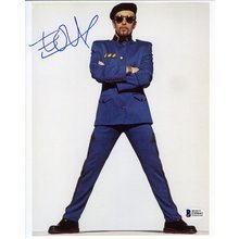 The Edge U2 Signed 8x10 Photo Certified Authentic Beckett BAS COA