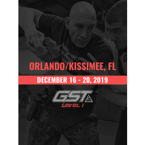 Level 1 Full Certification: Orlando/Kissimmee, FL (December 16-20, 2019)
