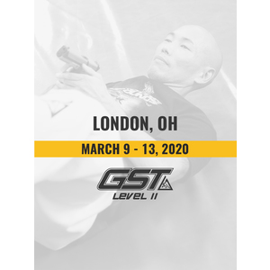Level 2 Re-Certification: London, OH (March 9-13, 2020)