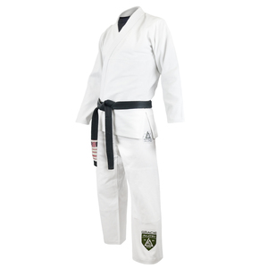 Gracie Shield Gi & Rashguard Set (Men)