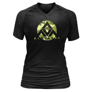 Alavanca Camo Short-Sleeve Rashguard (Women)