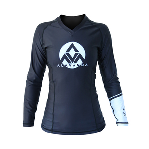 Alavanca Classic Long-Sleeve Rashguard (Women)