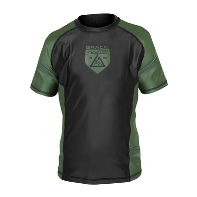 Shield Short-Sleeve Rashguard (Kids)