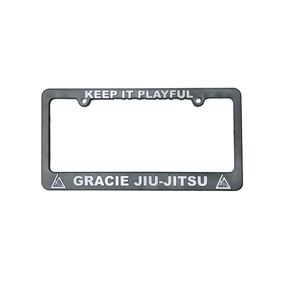 """Keep it Playful"" License Plate Frame"