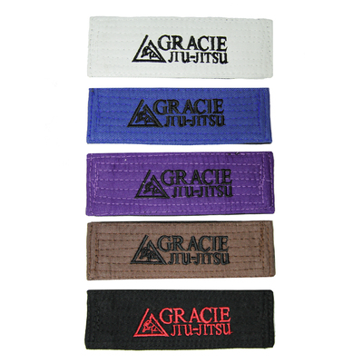 Gracie Jiu-Jitsu Velcro Patch