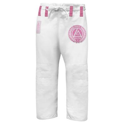 Pearl Weave Gi Pants Pink (Women)