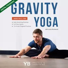 Gravity Yoga - At-Home Flexibility Video Course